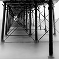 Saltburn Pier by Graham Moore
