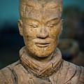 Terracotta Warrior Pit 1 Xian Shaanxi China by Adam Rainoff