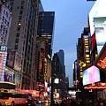Times Square by Douglas Sacha
