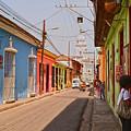 Traversing Santiago De Cuba, Cuba. by Roberto Montes
