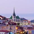 Valparaiso, Chile by Karol Kozlowski