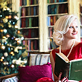 Vintage Val Home For The Holidays by Jill Wellington