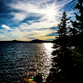 Waldo Lake by Angus Hooper Iii