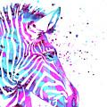Zebra by Art Galaxy