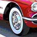 61 Corvette by Tom Mc Nemar