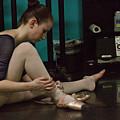 6271 Toe Shoes - Alexa  by Michael Havice