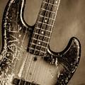 63.1834 011.1834c Jazz Bass 1969 Old 69 by M K Miller