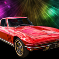 66 Corvette by Keith Hawley