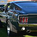 67 Mustang Fastback by Dean Ferreira