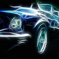 69 Mustang Mach 1 Fantasy Car by Paul Ward