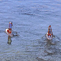 69- Paddle Boarders by Joseph Keane