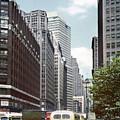 6th Avenue New York 1950 by Marilyn Hunt