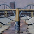 6th Street Bridge by Richard Willson