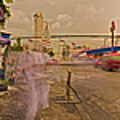 6x1 Philippines Number 260 Hospital Panorama by Rolf Bertram