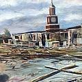 Union University Jackson Tennessee 7 02 P M by Randy Burns