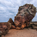 Agglestone Rock - England by Joana Kruse