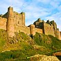 Bamburgh Castle by Kayme Clark