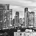 Bangkok Modern Skyline by Didier Marti