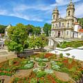 Braga Sanctuary Portugal by Benny Marty