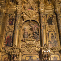 Cathedral Of Seville - Seville Spain by Jon Berghoff