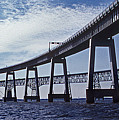 Chesapeake Bay Bridge by Skip Willits