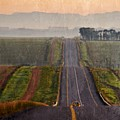 Country Road by Werner Lehmann