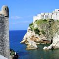 Croatia, Dubrovnik by Ruth Hofshi