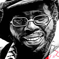 Curtis Mayfield Collection by Marvin Blaine