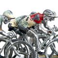 Cyclists by Bernard Jaubert