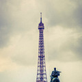 Eiffel Tower, Paris by Bailey Cooper Photography