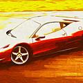 Ferrari by Lora Battle
