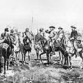 George Custer (1839-1876) by Granger