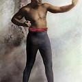 Jack Johnson, 1878-1946 by Granger