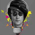 John Lennon by Marvin Blaine