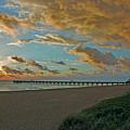 7- Juno Beach Pier by Joseph Keane