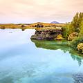 Lake Myvatn by Alexey Stiop