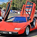 Lamborghini Countach Lp400 by Anthony Croke