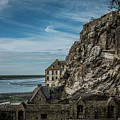 Le Mont Saint Michel by Jason Steele