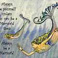 Mermaid by W Gilroy