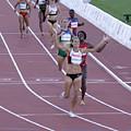 Pam Am Games Athletics by Hugh McClean