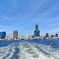 Panoramic View Of Kaohsiung City by Yali Shi