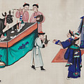 Portraying The Chinese Tea Traders by Celestial Images