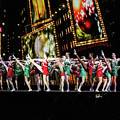 Radio City Rockettes New York City by Nicole Badger