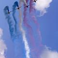 Red Arrows by Angel Ciesniarska