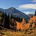 Rocky Mountain Fall by Mark Smith