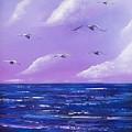 7 Seabirds by Tony Rodriguez