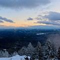 Spencer Butte Winter Summit, Eugene Oregon Feb 2018 by Will Sylwester