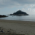 St Michael's Mount Cornwall by Philip Pound