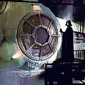 Star Wars Episode 5 Poster by Larry Jones