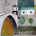 Stari Most, Mostar by Emir Kevelj